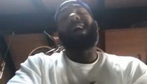 The Game Will Do Anger Management Classes with a Smile (VIDEO)