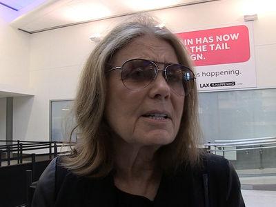 Gloria Steinem Warns Sen. Mitch McConnell, His Days are Numbered (VIDEO)