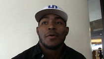 Yasiel Puig To New Son ... Please Play A Sport, Any Sport (VIDEO + PHOTO)
