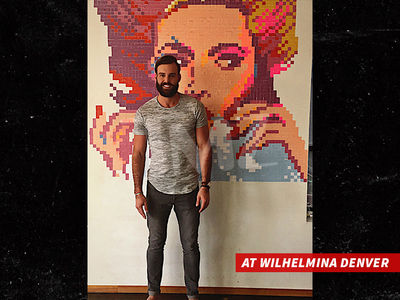 'Bachelorette' Star Robby Hayes Signs Modeling Deal with Wilhelmina (PHOTO)