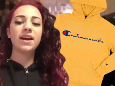 'Cash Me Ousside' Girl Catching Legal Hell from Hanes for Jacking Logo