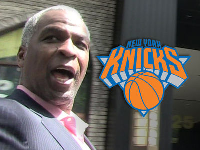 Charles Oakley Trashed White People & Police In MSG Meltdown ... Witnesses Say (DOCUMENT)
