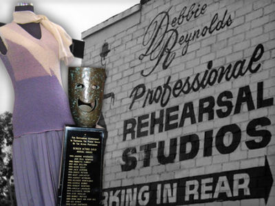 Debbie Reynolds' Dance Studio To Become Museum
