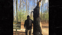 NFL's Mark Ingram Shoots Gigantic 600 POUND Boar In Tennessee (PHOTO)