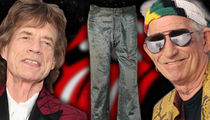 Mick Jagger's Custom-Made Velvet Pants Expected to Fetch More Than $10k at Auction (PHOTOS)