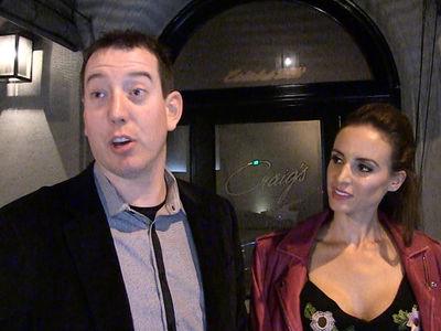 Kyle Busch: Here's How I Met My Smokin' Hot Wife ... (VIDEO)