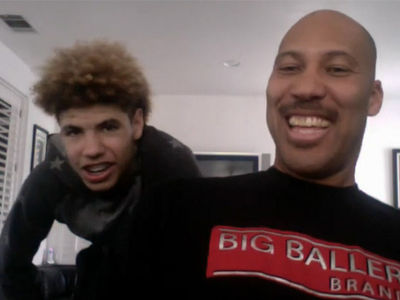 LaMelo Ball's Dad Says He'll Get 92 Again ... Easily (VIDEO)