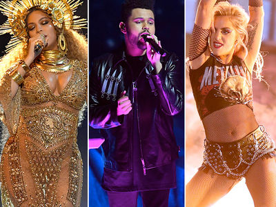 Grammys Performers Sparkle (PHOTO GALLERY)