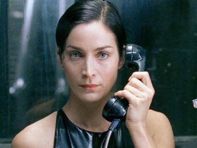 Trinity in 'The Matrix' 'Memba Her?!