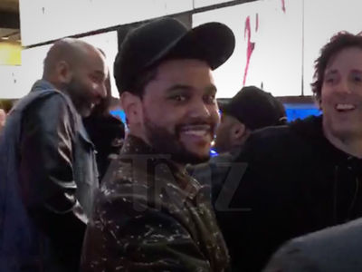 The Weeknd Gets $30k Bday Surprise from Selena Gomez, But No Selena (PHOTO)