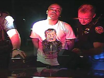 Plies DUI Arrest Dash Cam Footage, Chillin' 'Home Alone' T-Shirt (VIDEO)