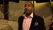 Cris Carter on Terrell Owens Diss ... I'll Take the High Road (VIDEO)