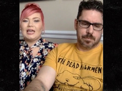 'Teen Mom' Amber Portwood in Fight Over House, I'm No Deadbeat! (VIDEO + PHOTO)