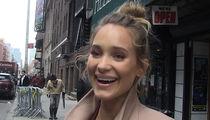 Hannah Jeter: My Girl Crush Is An Athlete (VIDEO)