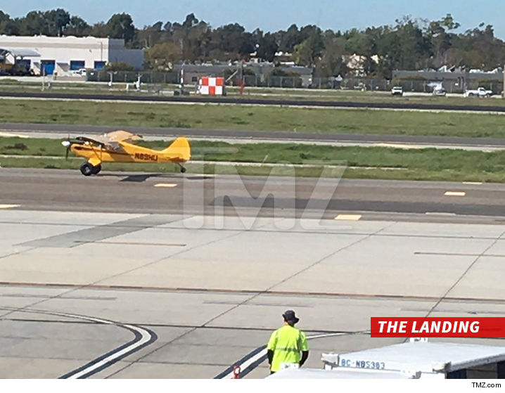 harrison ford plane crash