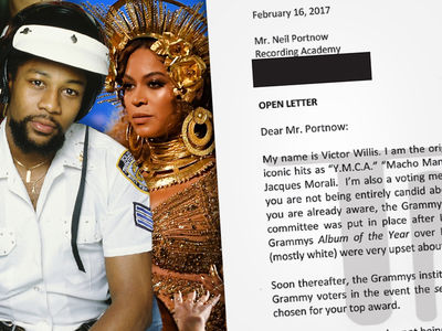 Grammys Secret Committee Torpedoes Black Artists, Village People Singer Claims (DOCUMENT)