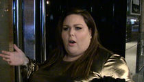 Chrissy Metz Says Her TV Weight Struggle Is Real-Life Inspiration (VIDEO)