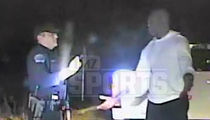 Vince Young DWI Video ... Frustrated, Uncooperative ... 'Are We Going to Jail or Not?' (VIDEO)