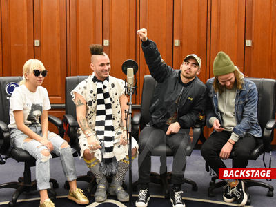 Joe Jonas Surprising Kid Cancer Patients with DNCE-THON (PHOTO)