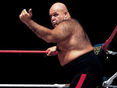 WWE Hall of Famer George 'The Animal' Steele Dead at 79 (PHOTO GALLERY)