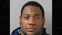 Chargers' King Dunlap -- Arrested For Allegedly Violating Protective Order