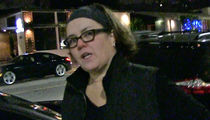 Rosie O'Donnell Says She Won't Play Steve Bannon on 'SNL' (VIDEO)