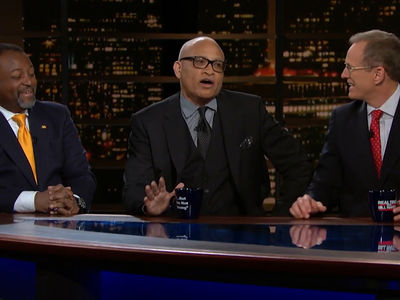 Larry Wilmore to Milo Yiannopoulos ... 'Go F*** Yourself' (VIDEO)