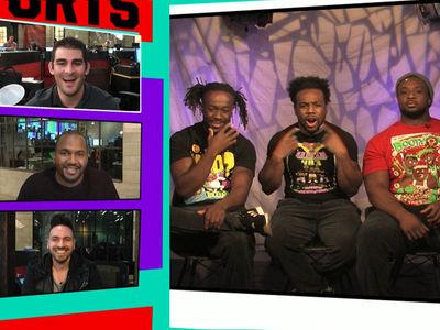 WWE's New Day: No Way In Hell We'd Fight In UFC ... We're Too Damn Pretty! (VIDEO)