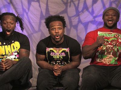 WrestleMania Bombshell ... NEW DAY, NEW HOSTS! (VIDEO)