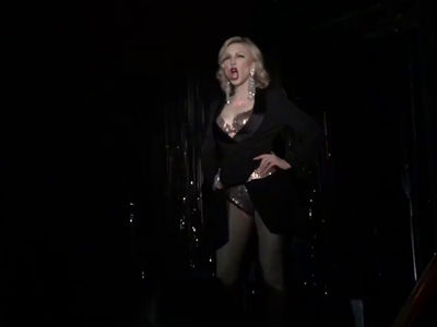 Cate Blanchett's Drag Show Lip-Sync (VIDEO)