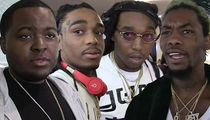 Sean Kingston Allegedly Beaten By Migos ... Shot Fired