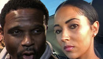 Darius McCrary Claims Estranged Wife Out for His Money, Sucks at Hoops