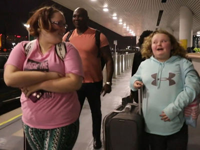 Honey Boo Boo Warns Sister, 'Cash Me Ousside' Is Gonna Beat Your Ass (VIDEO)