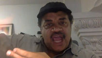 Neil deGrasse Tyson's Got News About New Earth-ish Planets and Alien Life (VIDEO)