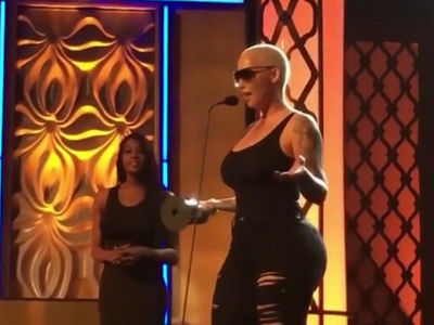 Amber Rose Has Receipts to Prove She Owns Ace of Diamonds (VIDEO)