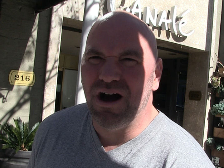 Dana White Here's McGregor's Next Opponent ... Hint, It's Not Floyd