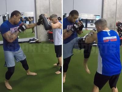 'Bigfoot' Silva Says Greg Hardy Will 100% Make The UFC (VIDEOS)