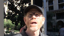Ron Howard Says Trump's Team is Acting Un-American (VIDEO)