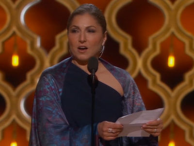 Iranian Director Asghar Farhadi Blasts Trump after Oscars Win (VIDEO)