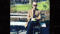 Bob Harper's Recovery Means Walking Dog Is the New CrossFit (PHOTOS)