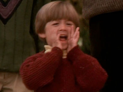 Jamie in 'Homeward Bound: The Incredible Journey' 'Memba Him?!