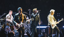 U2 Sued by Songwriter, Claims They Stole 'The Fly' (AUDIO)