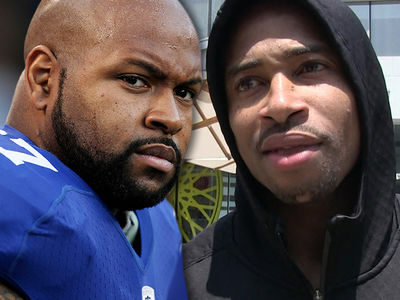 Ex-Giants Lineman Sues 'Red Tails' Star ... YOU STOLE MY TIKI BARBER WATCH!
