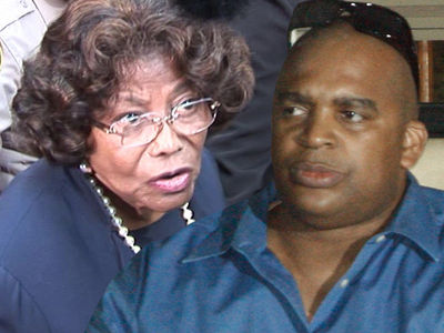 Katherine Jackson Says Nephew Trent Jackson Set Up Hidden Cameras to Spy On Her
