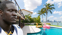 Melvin Ingram Takes His Talents To South Beach ... Drops $25k a Month on Offseason Pad (PHOTO GALLERY)