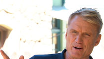 Ivan Drago Would Be Working For Putin Now ... Says Dolph Lundgren (VIDEO)