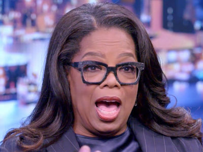 Oprah Reconsiders Run for President, Thanks to Trump (VIDEO)