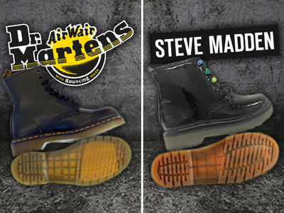 Doc Martens Sues Steve Madden for Sole Snatching