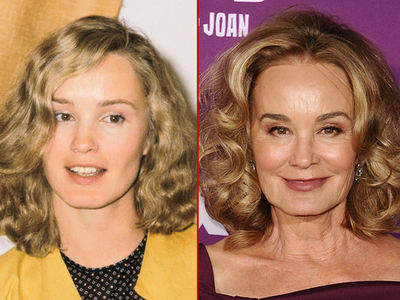 Jessica Lange: Good Genes or Good Docs?
