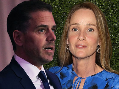 Joe Biden's Daughter-in-Law Kathleen Divorce Docs ... She Kicked Hunter Out of the House (UPDATE)